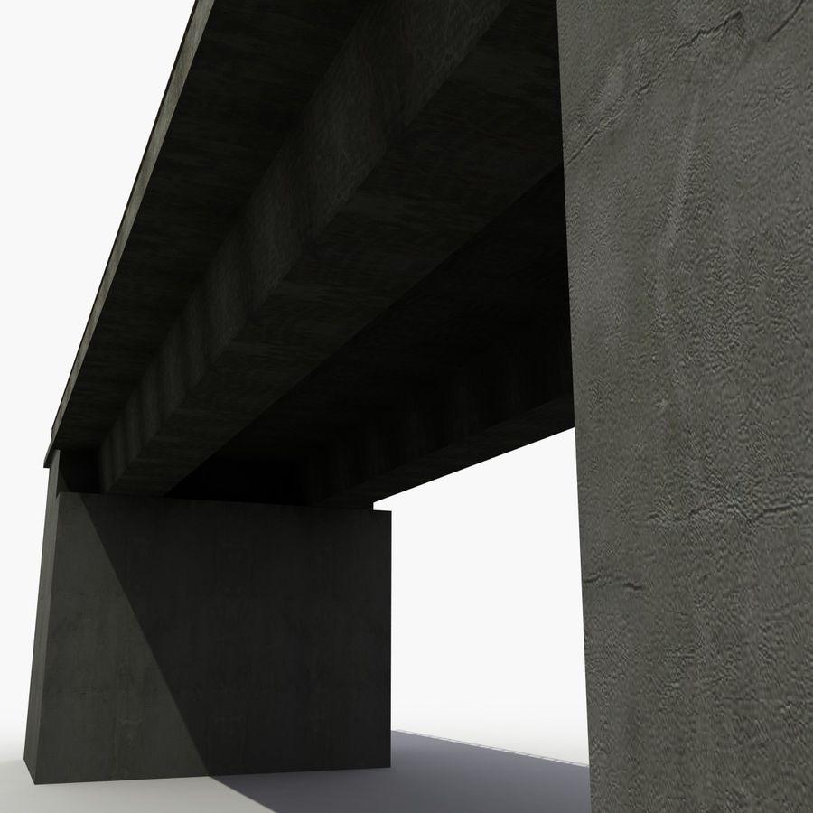 Bridges royalty-free 3d model - Preview no. 7