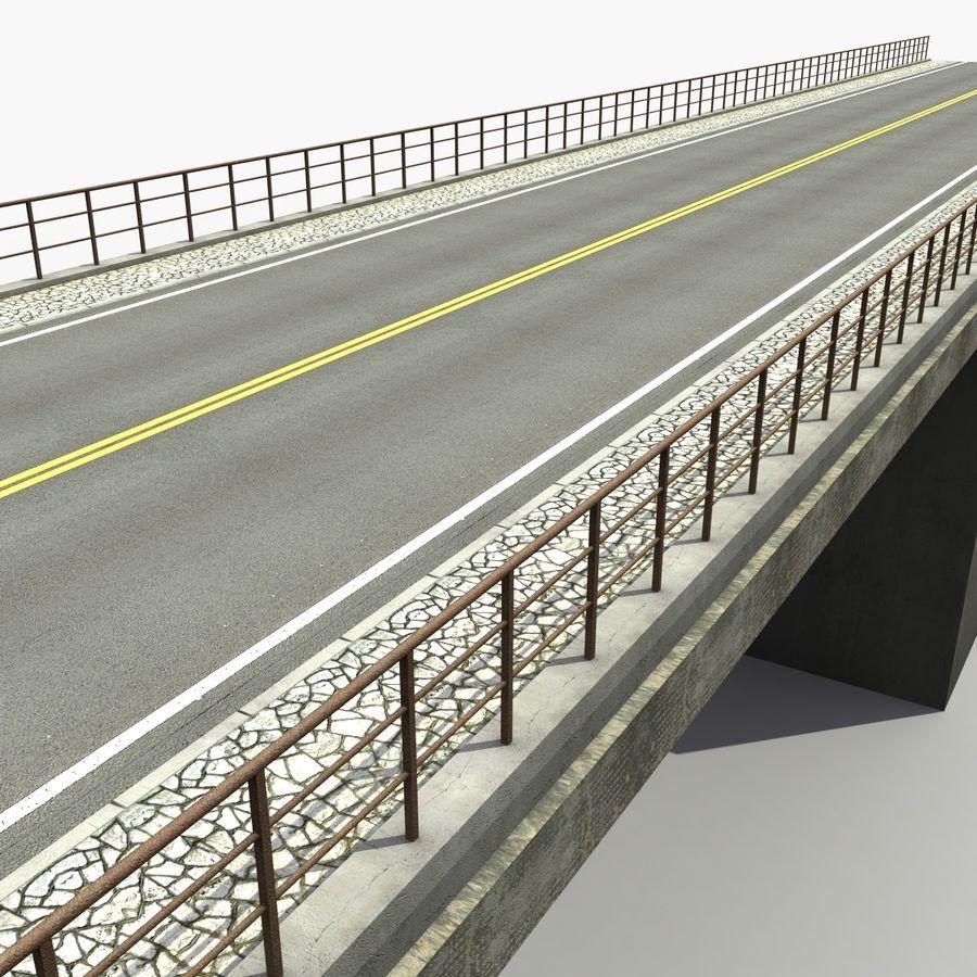 Bridges royalty-free 3d model - Preview no. 6