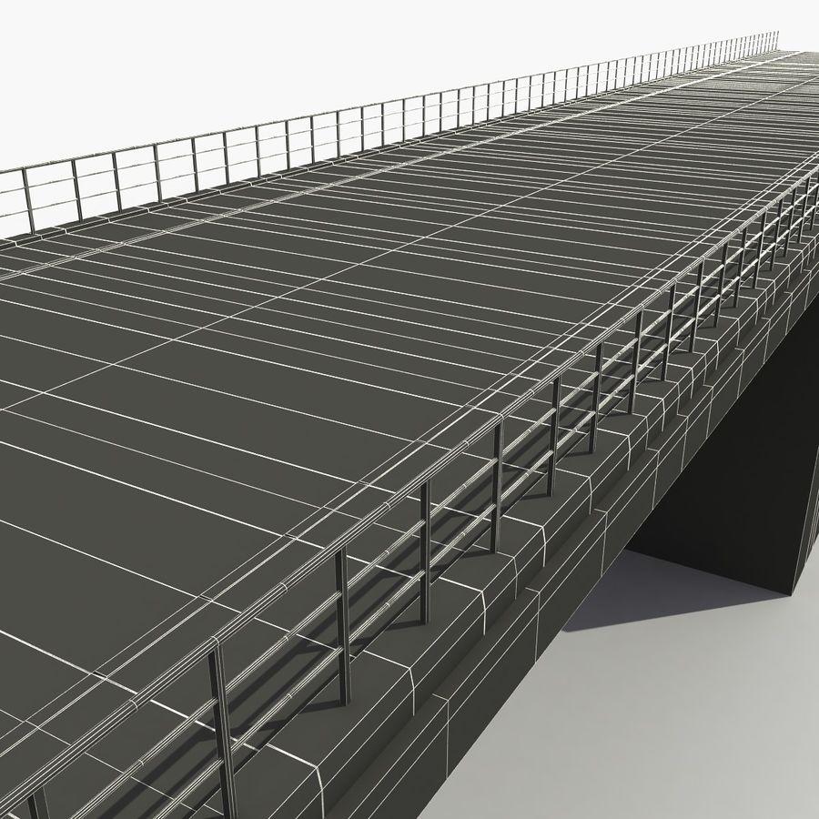 Bridges royalty-free 3d model - Preview no. 14