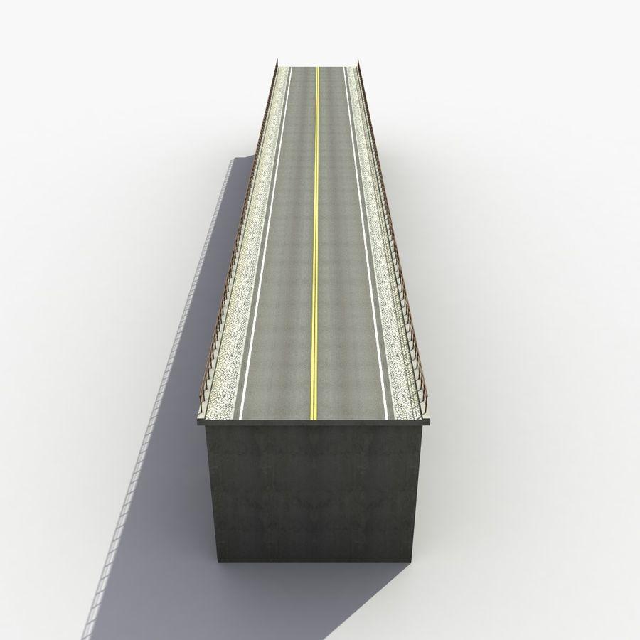 Bridges royalty-free 3d model - Preview no. 10