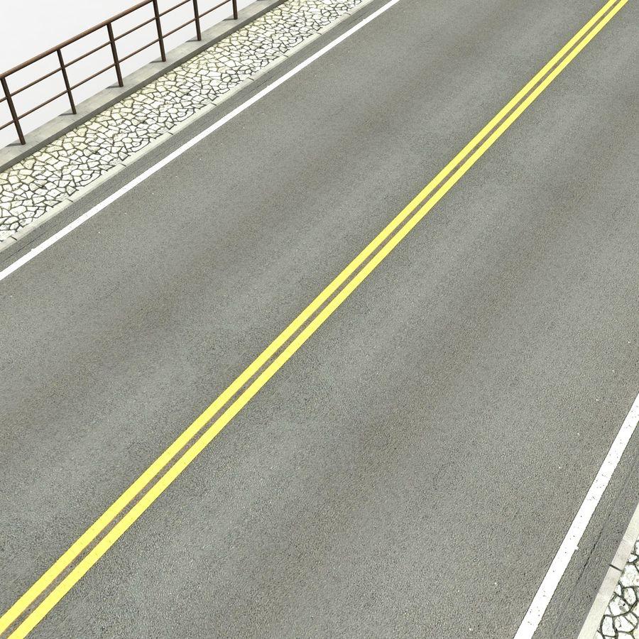 Bridges royalty-free 3d model - Preview no. 8