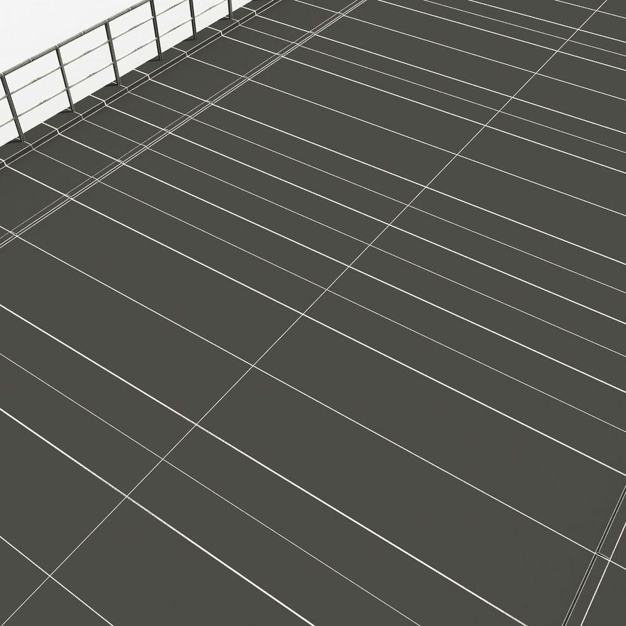 Bridges royalty-free 3d model - Preview no. 15