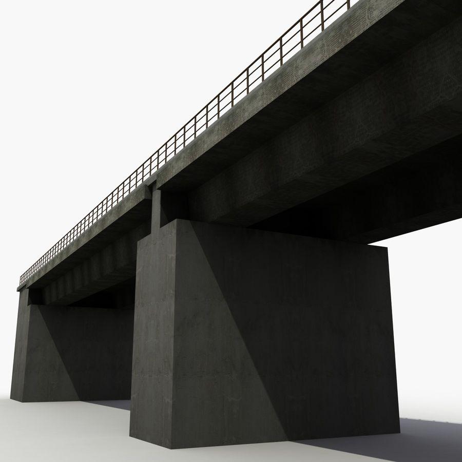 Bridges royalty-free 3d model - Preview no. 3