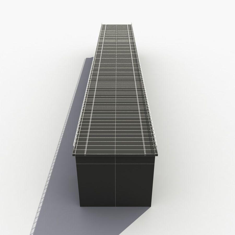 Bridges royalty-free 3d model - Preview no. 16