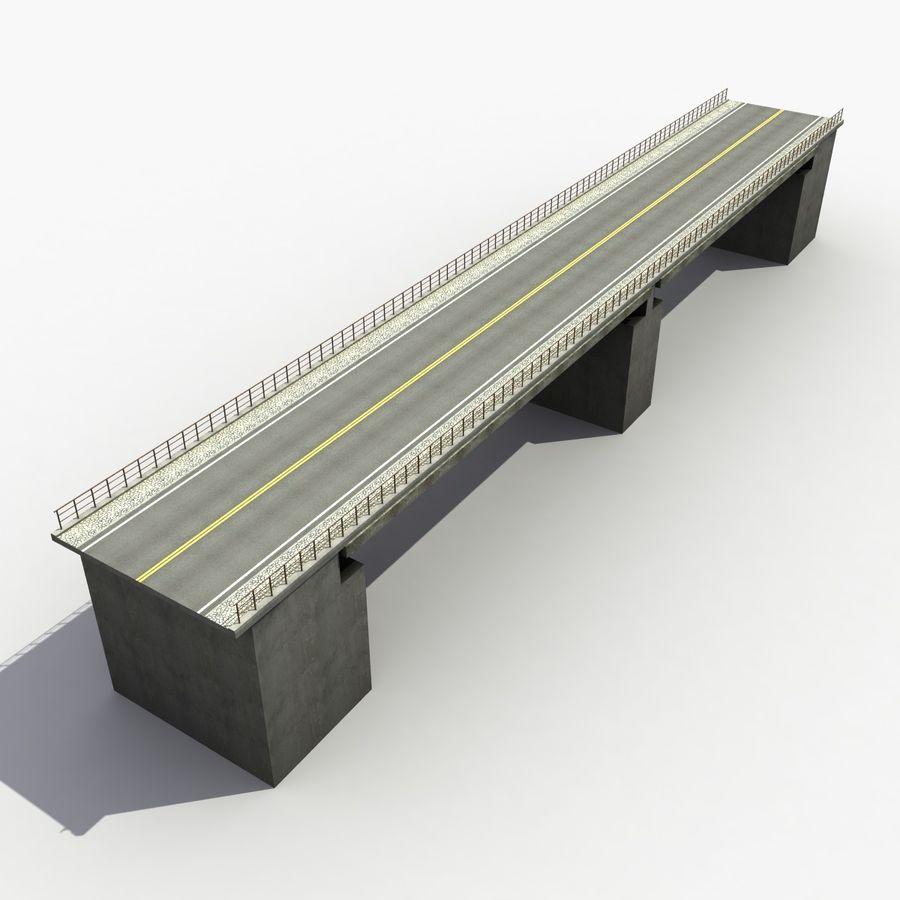 Bridges royalty-free 3d model - Preview no. 1
