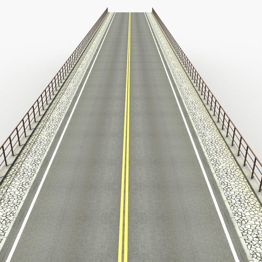 Bridges royalty-free 3d model - Preview no. 5