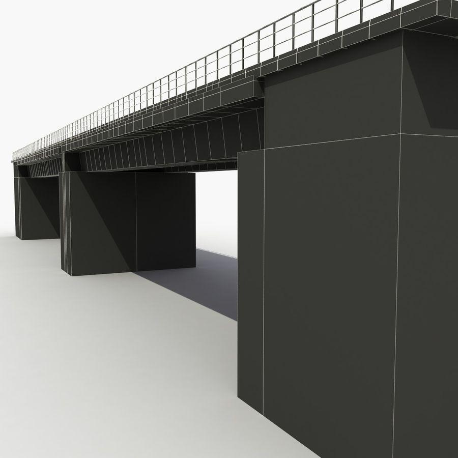 Bridges royalty-free 3d model - Preview no. 12