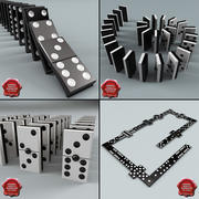 Domino Collection 3d model