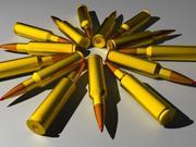 子弹 3d model