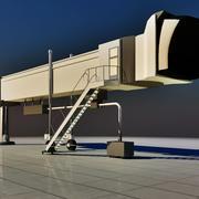 gangplank 3d model