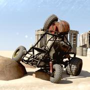 Desert BuG 3d model