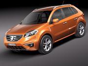 Renault Koleos 2012 3d model