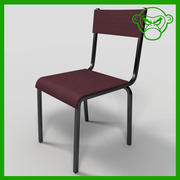 Dining Chair 3 3d model