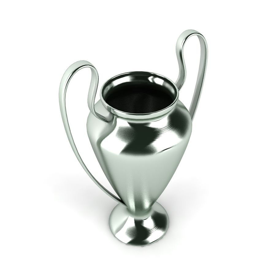 Trophy_04 royalty-free 3d model - Preview no. 3