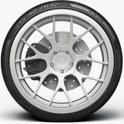 Tipo de rueda ADV.1 ADV7 modelo 3d