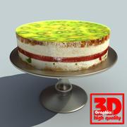 gâteau 3d model