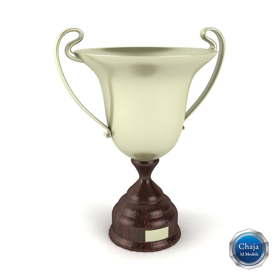 Trophy_07 royalty-free 3d model - Preview no. 1