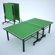 Mesa de ping pong 3d model