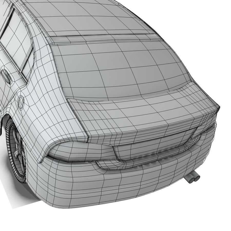 Car royalty-free 3d model - Preview no. 12