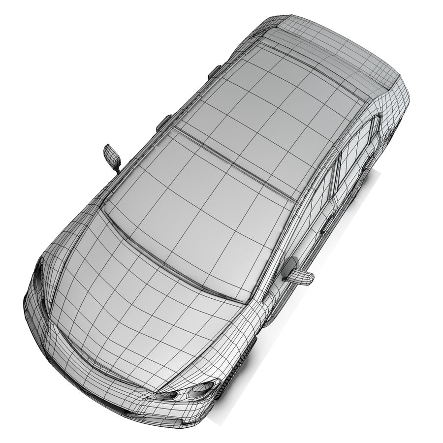 Car royalty-free 3d model - Preview no. 13