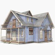 Cottage 13 3d model
