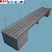 ponte per auto2 3d model