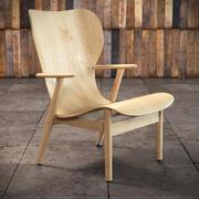 Artek Domus Lounge 3d model