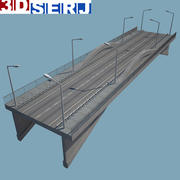 bridge_for_cars 3d model