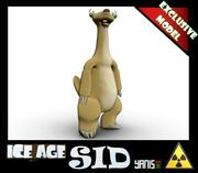 SID ice age 3d model