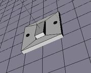 interruptor 3d model