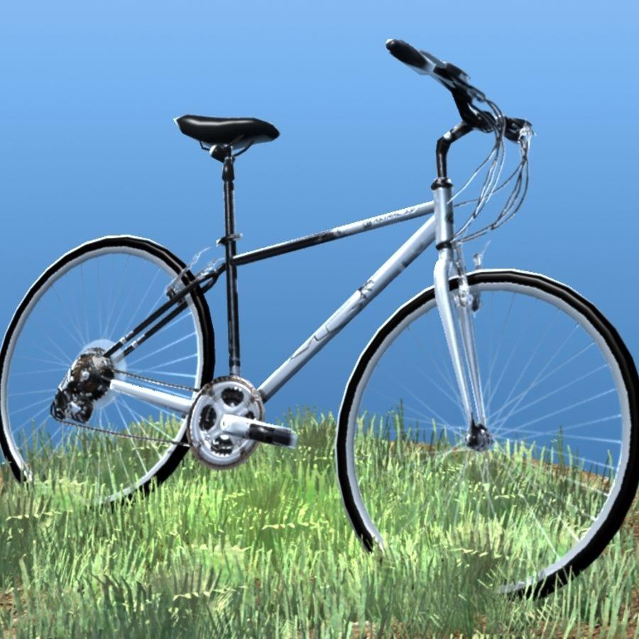 K2 Bike royalty-free 3d model - Preview no. 1