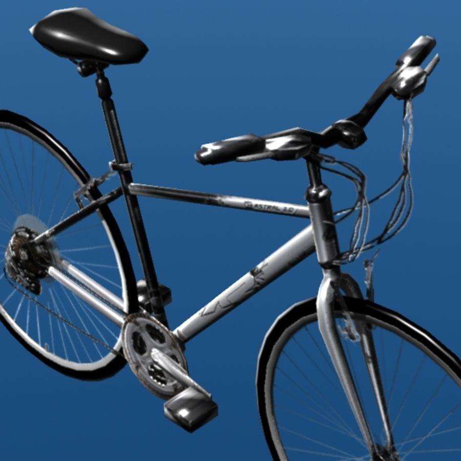 K2 Bike royalty-free 3d model - Preview no. 5