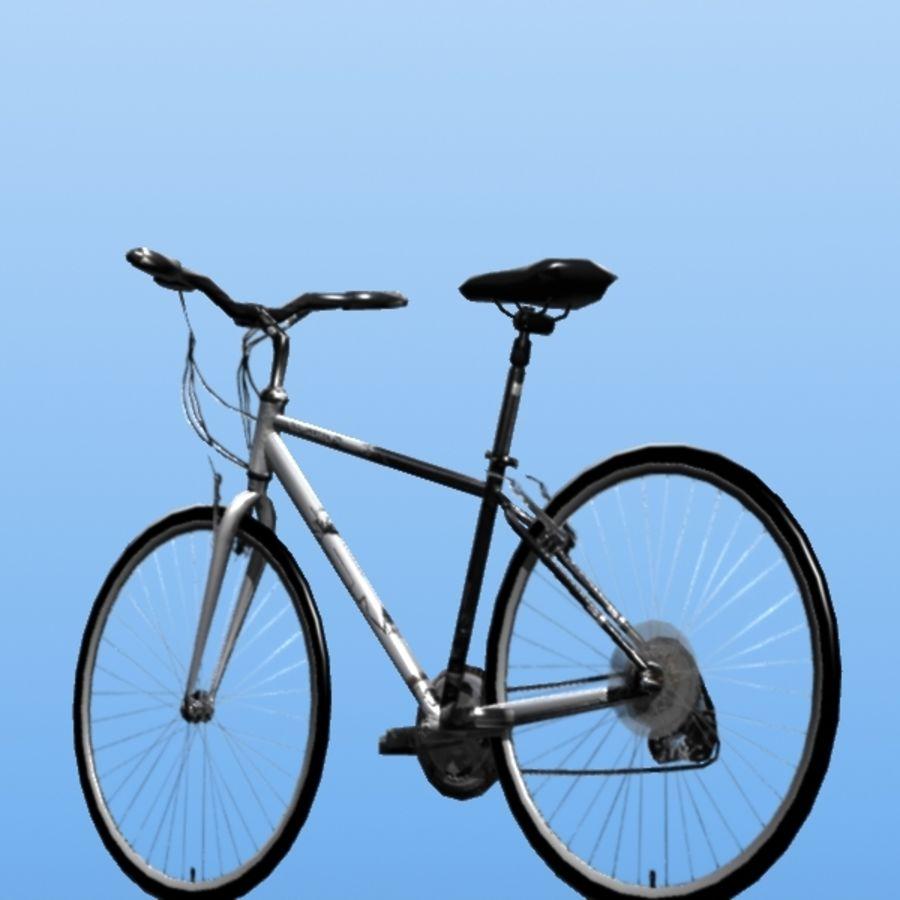 K2 Bike royalty-free 3d model - Preview no. 6