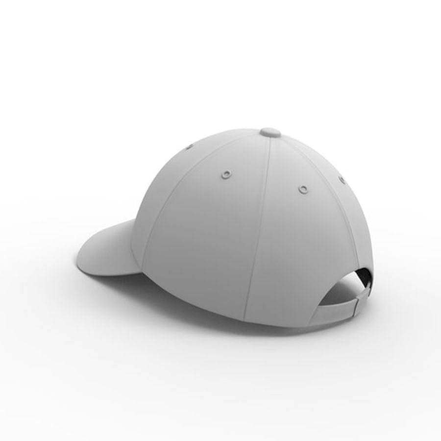 CAP3 royalty-free 3d model - Preview no. 5