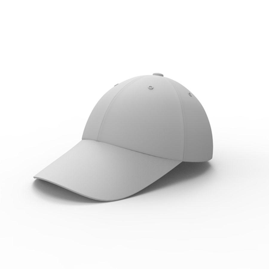 CAP3 royalty-free 3d model - Preview no. 1