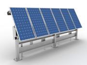 Solar Cell ver1 3d model