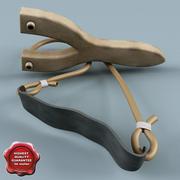 Mexican Slingshot 3d model