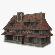 French Farmhouse 3d model