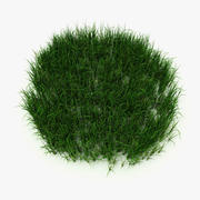 Low-poly Grass 3d model