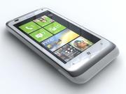 HTCレーダー 3d model