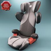 Kiddy Autostoel Cruiser Pro 3d model