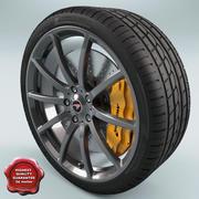 Mclaren Wheel 3d model