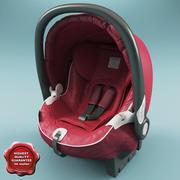 婴儿汽车座椅Peg Perego 3d model