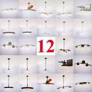 Kichler Structures Light Collection 3d model