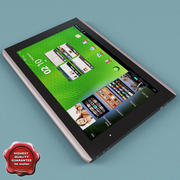 Acer Iconia Tab A500 V2 3d model