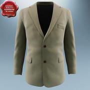 Men Jacket 3d model