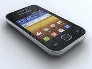 Samsung Galaxy Y S5360 3d model
