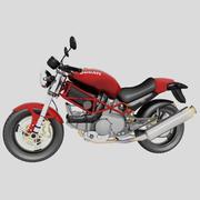 Ducati Monster 3d model