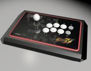 Arcade_controler 3d model