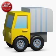 Construction Icons 22 Truck 2 3d model
